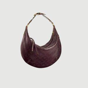 AUTHENTIC Louis Vuitton Mahina Onatah hobo bag